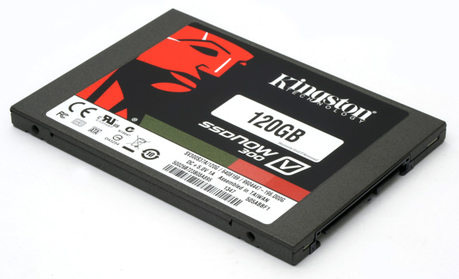 Обзор Kingston SSDNow 300V